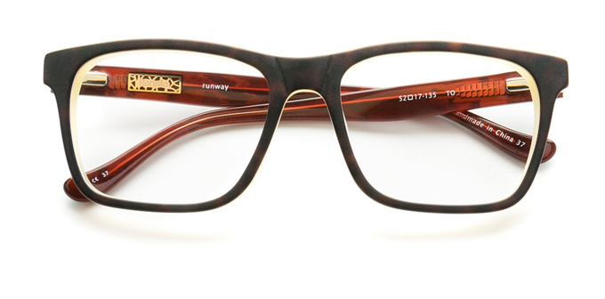 product image of Kensie Runway-52 Tortoise