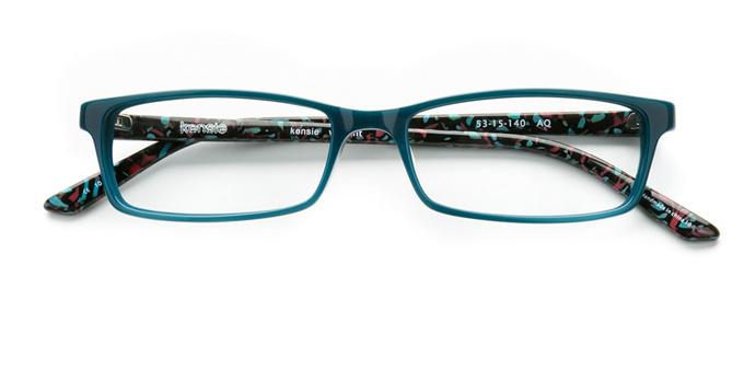 product image of Kensie Vibrant-53 Aqua