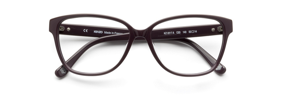 product image of Kenzo KZ2217A-55 Purple