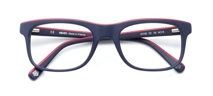 product image of Kenzo KZ4185-54 Navy Red