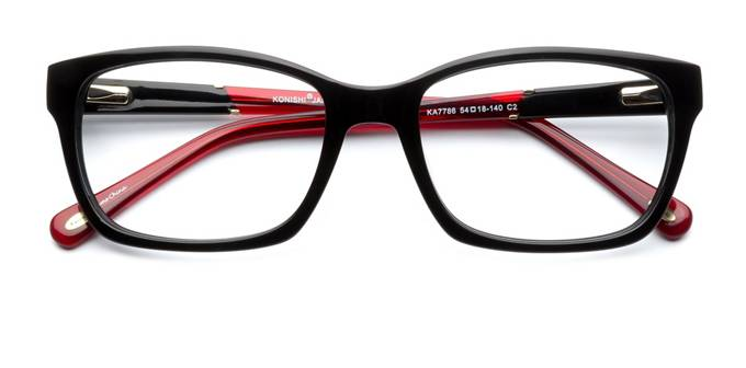 product image of Konishi KA7786-54 Black Red