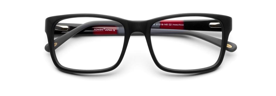 product image of Konishi KA7788-57 Black Red