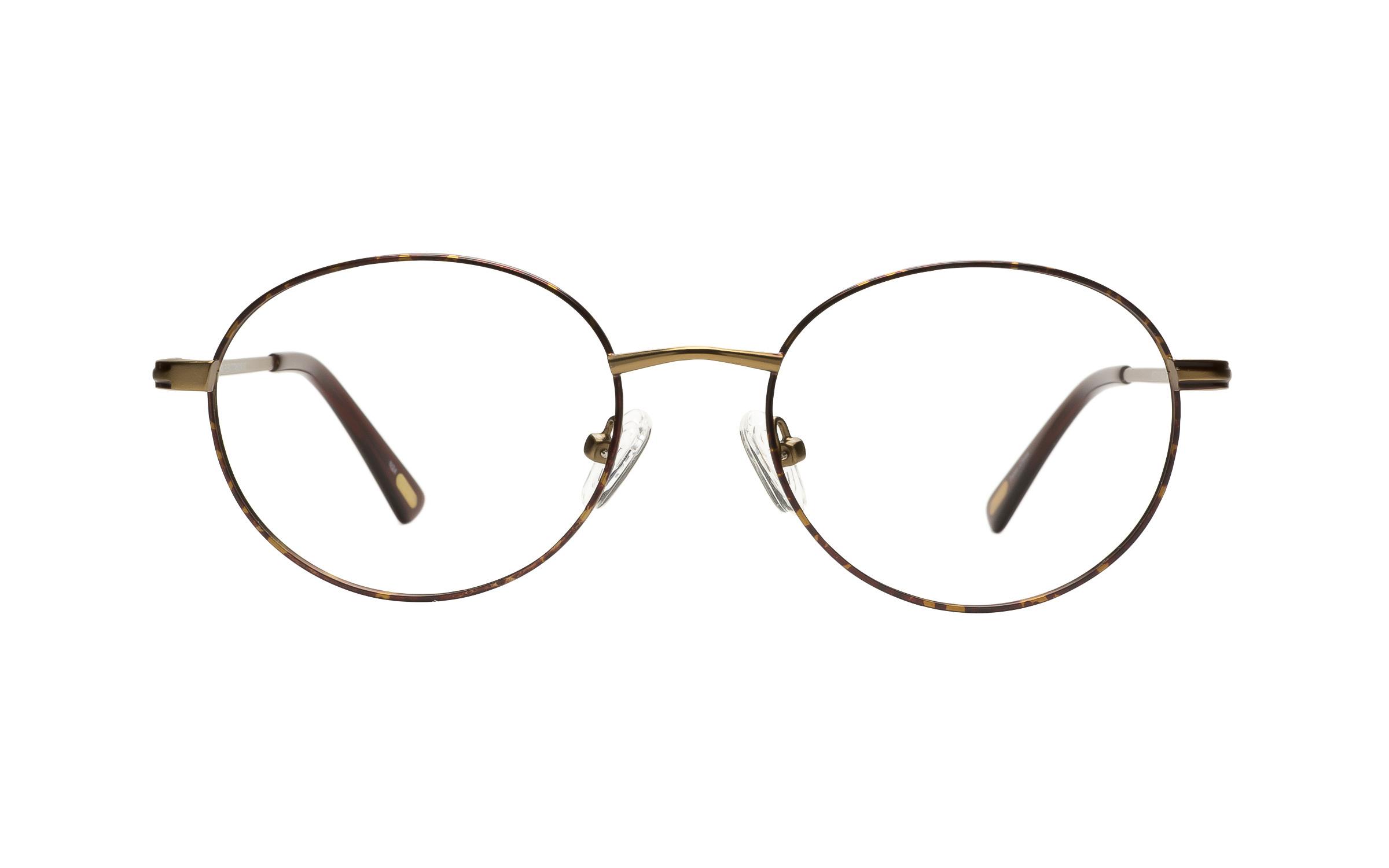 Konishi KF7415 C1 Antique Gold Glasses, Eyeglasses & Fram...