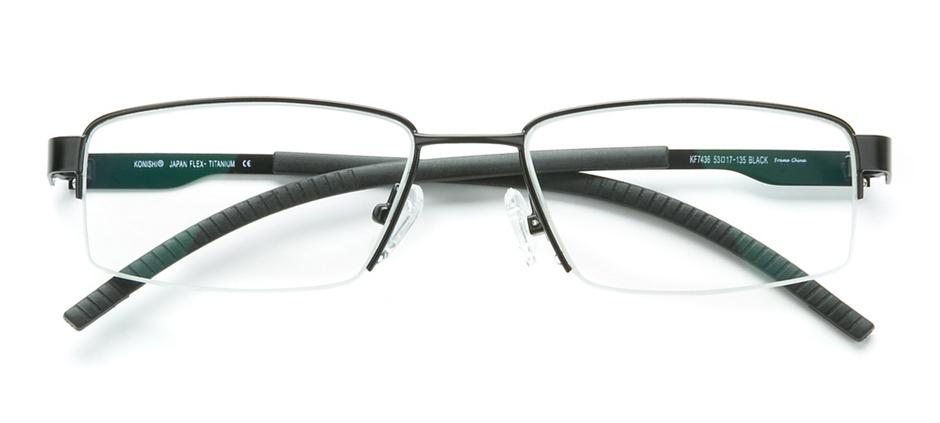 product image of Konishi KF7436 Black
