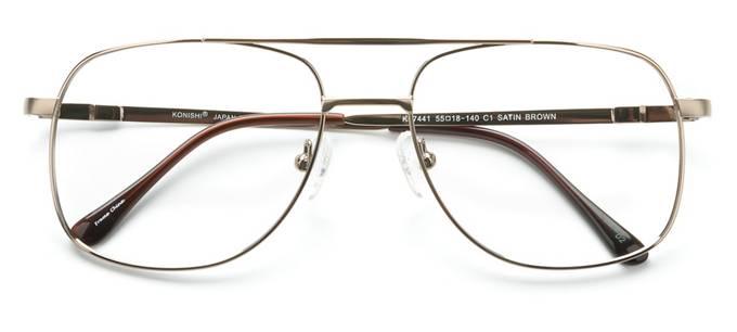 product image of Konishi KF7441-55 Satin Brown