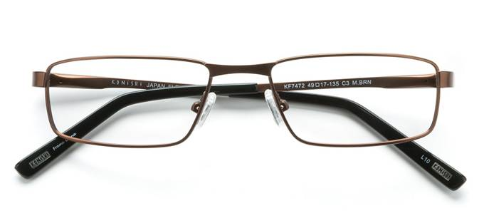 product image of Konishi KF7472 Matte Brown
