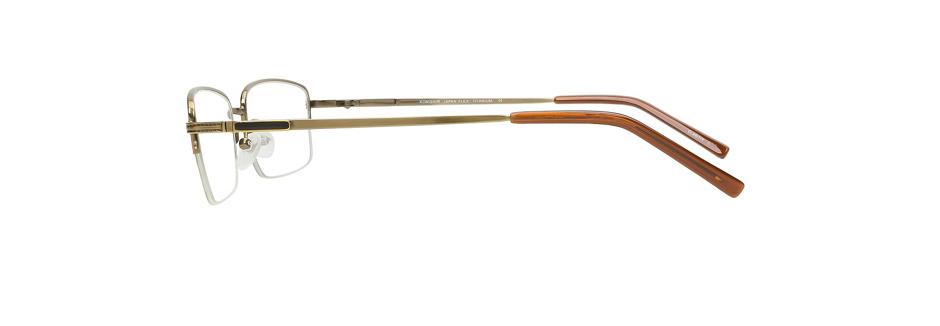 product image of Konishi KF8371-55 Brush Gold