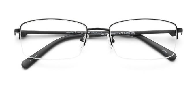 product image of Konishi KF8579-56 Satin Black
