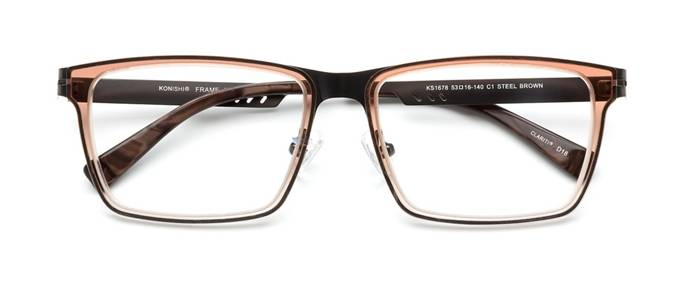 product image of Konishi KS1678-53 Steel Brown