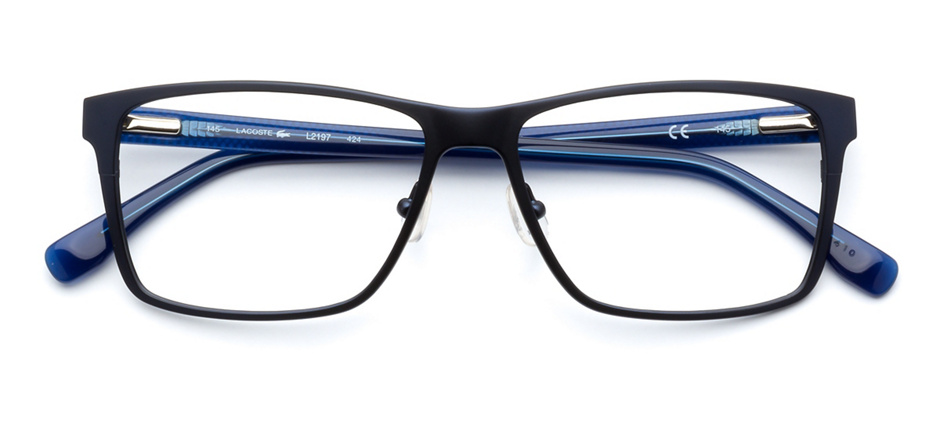 7fdb28d78016 Shop with confidence for Lacoste L2197-55 glasses online on Coastal.com