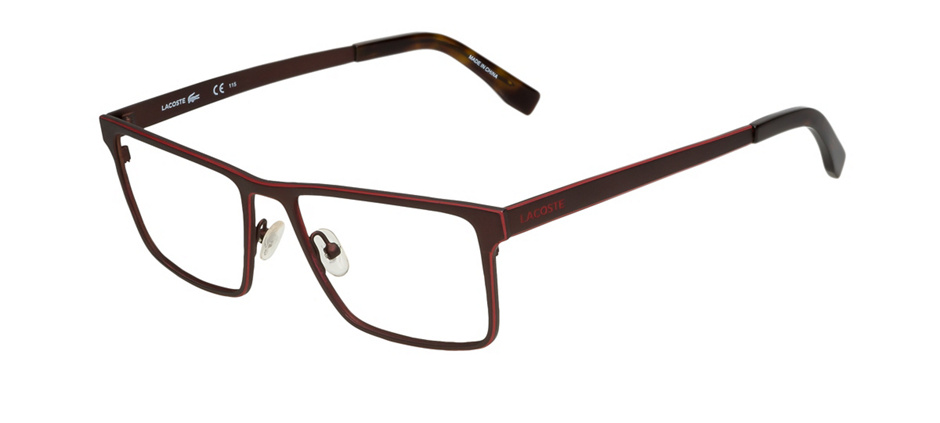 product image of Lacoste L2199-53 Matte Brown