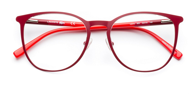 product image of Lacoste L2216-52 Matte Bordeaux