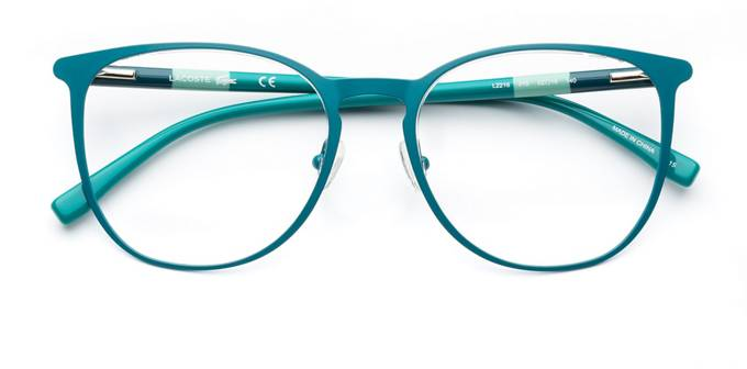 product image of Lacoste L2216-52 Matte Green Aqua