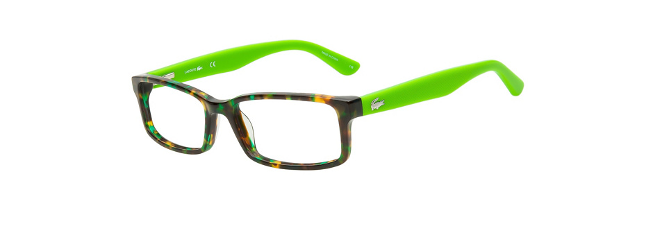 product image of Lacoste L2685-53 Green Havana