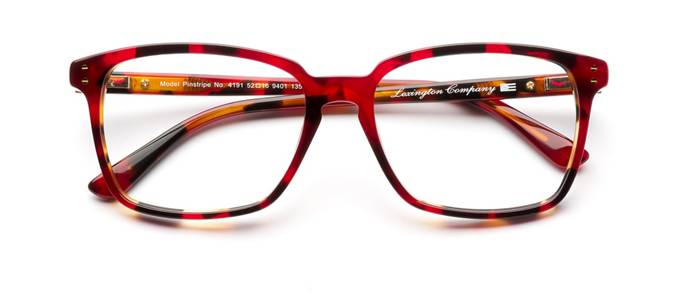 product image of Lexington Pinstripe Red Tortoise