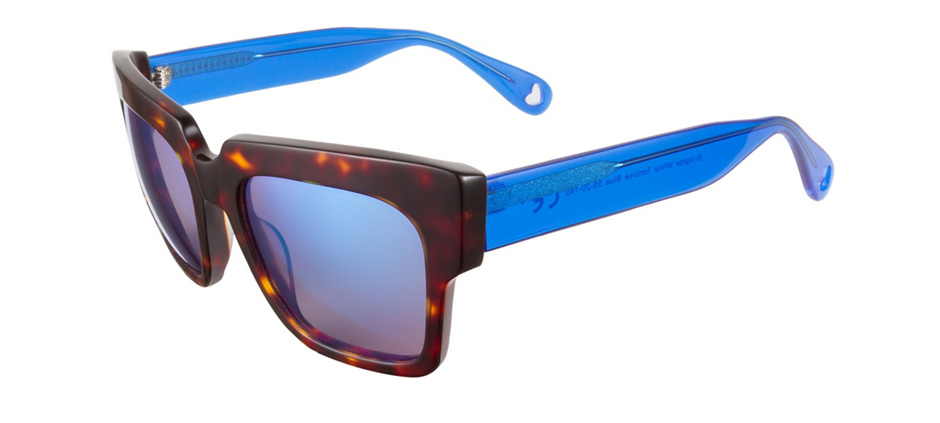 product image of Love Bridgitte Tortoise Blue