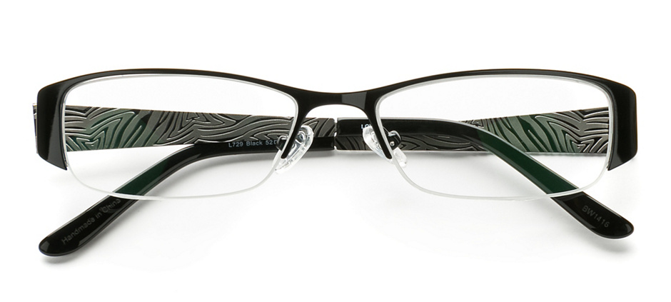 ee545efcc121 They are also recommended for Rx sunglasses. product image of Love L729  Black