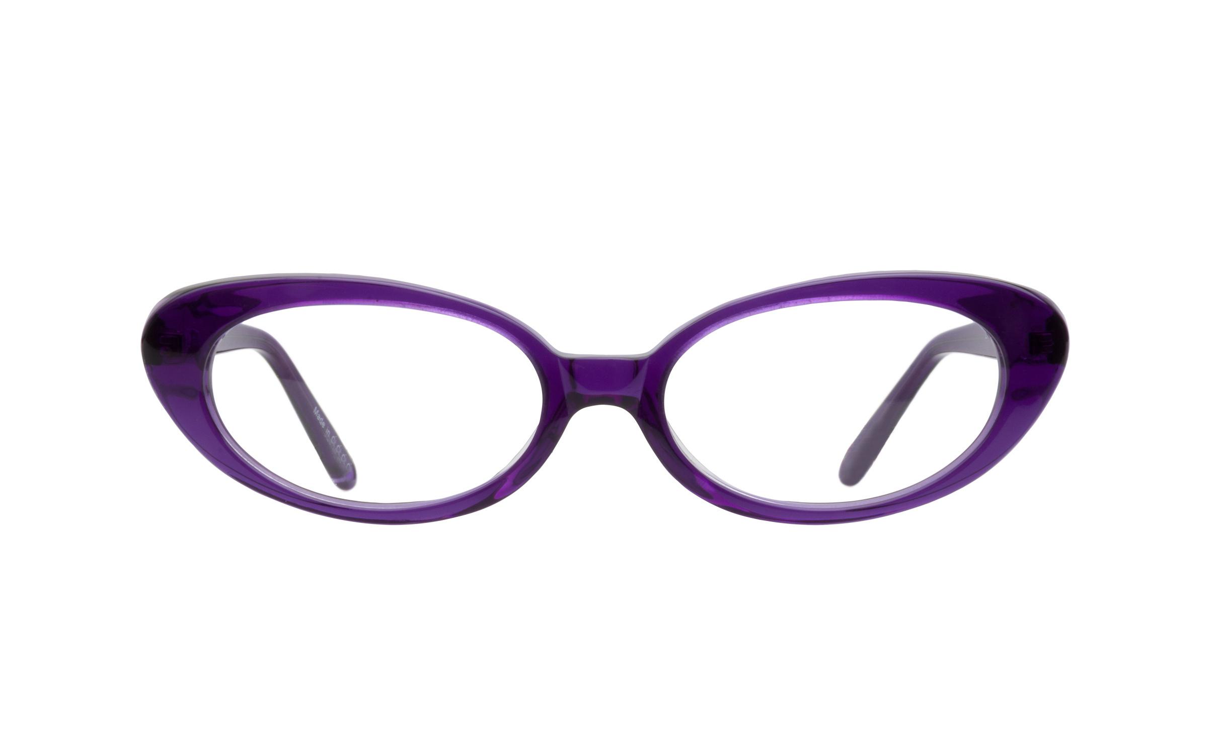 Love L741 Plum Glasses, Eyeglasses & Frames - for Women