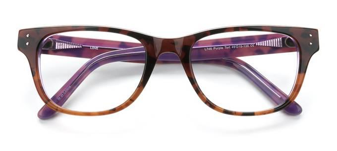 product image of Love L746 Purple Tort