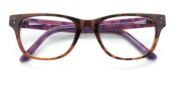 product image of Love L746 Purple Tort