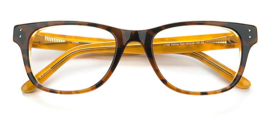 product image of Love L746 Yellow Tort