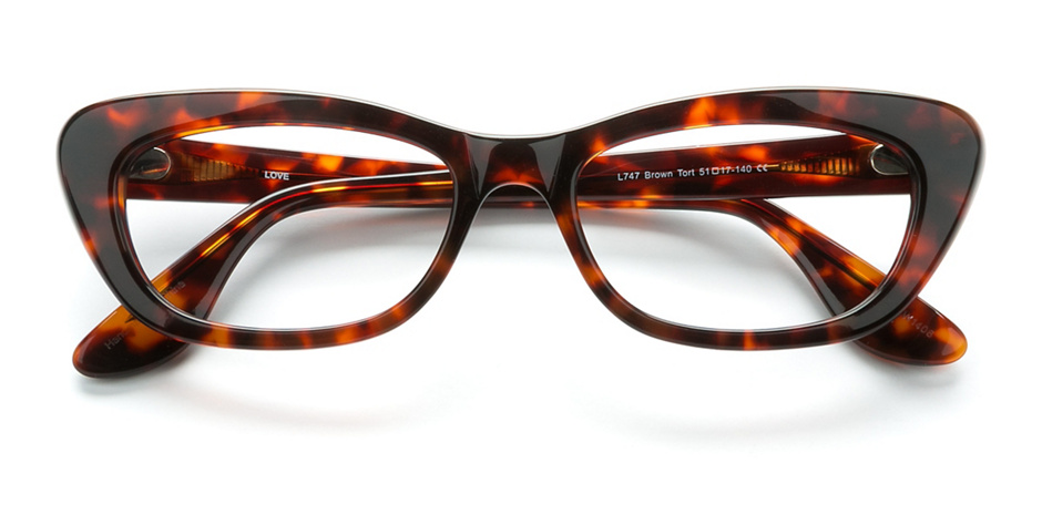 product image of Love L747 Brown Tort
