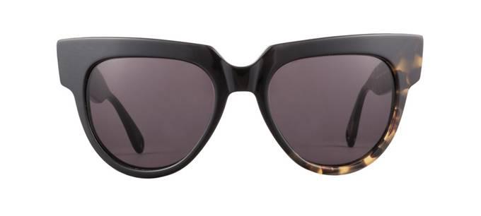 product image of Love Marilyn Écailles de tortue noires