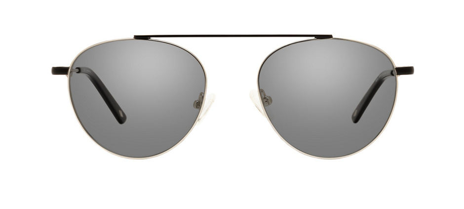 product image of Main And Central Athy-51 Semi Matte Silver Black