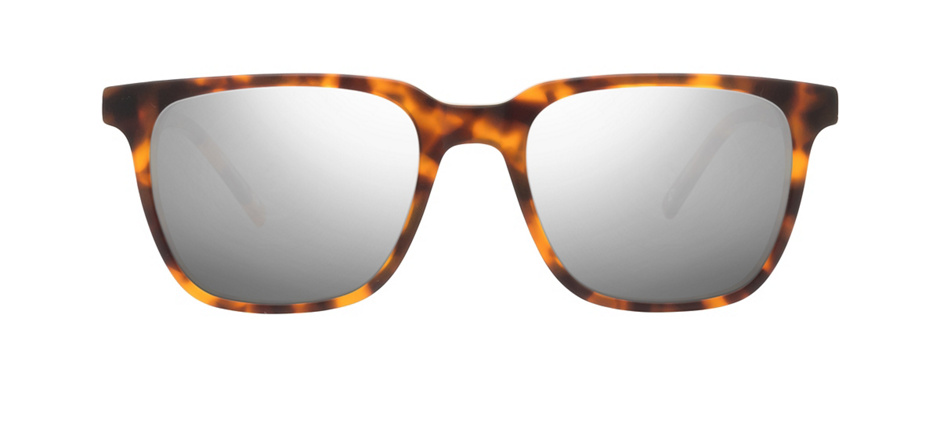 product image of Main And Central Bray-50 Matte Havana