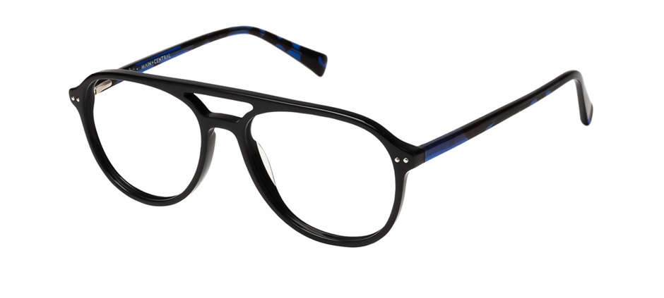 product image of Main And Central Cali-54 Bleu noir