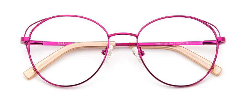 product image of Main And Central Dublin-51 Light Pink