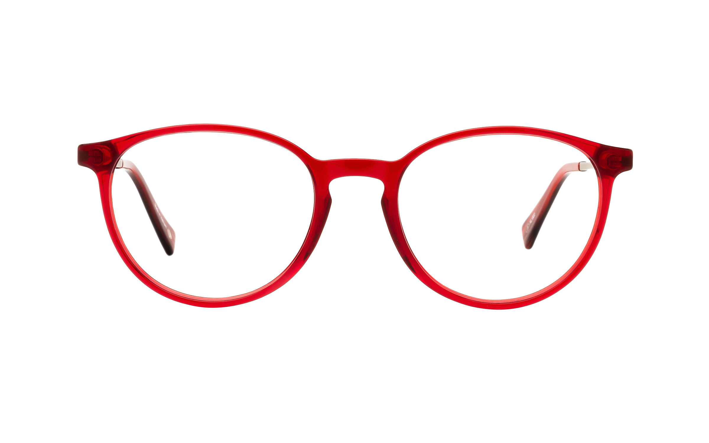 Main and Central Edenderry MC159 C02 (50) Eyeglasses and Frame in Cherry Red | Acetate/Metal - Online Coastal