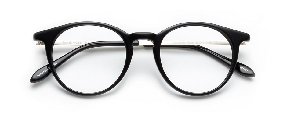 product image of Main And Central Emerson-46 Black