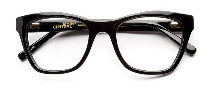 product image of Main And Central Friday-M Black