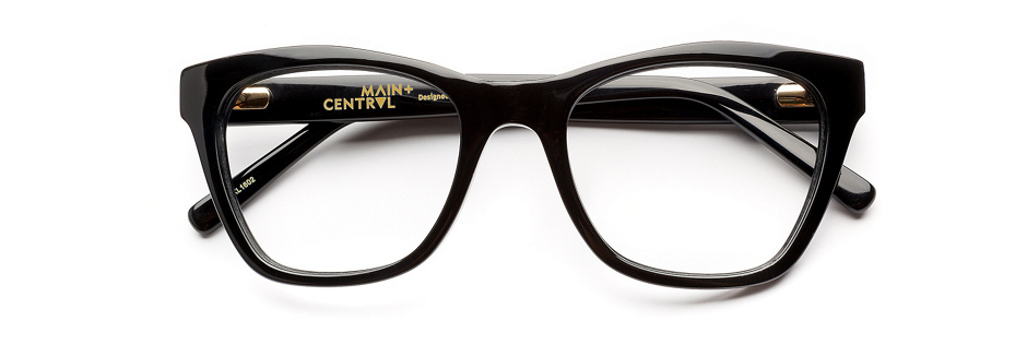 product image of Main And Central Friday-S Black