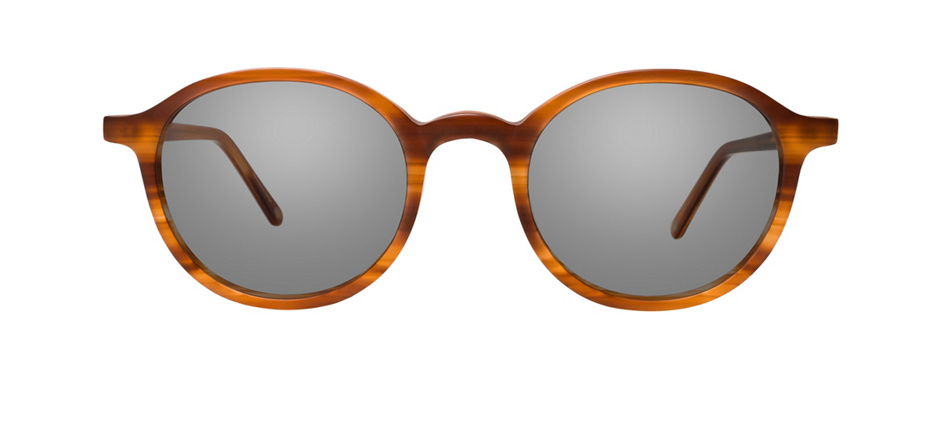 product image of Main And Central Harlem-48 Brown Horn