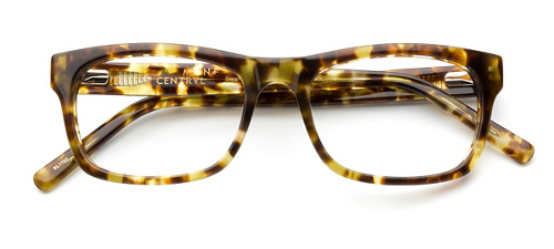 product image of Main And Central Monday-L Brown Tortoise