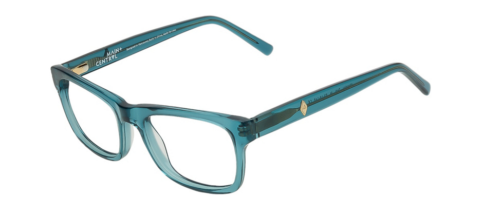 product image of Main And Central Monday-M Teal