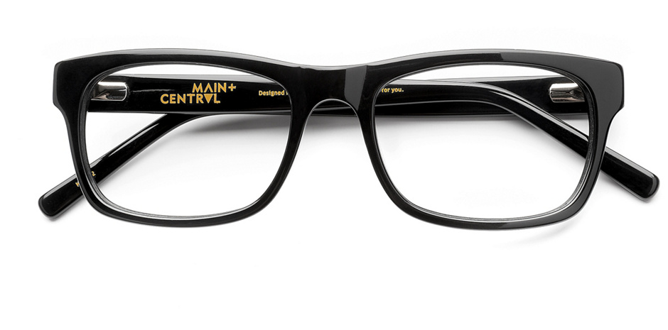 product image of Main And Central Monday-S Black