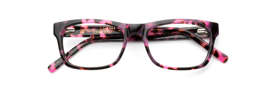 product image of Main And Central Monday-S Plum Tortoise