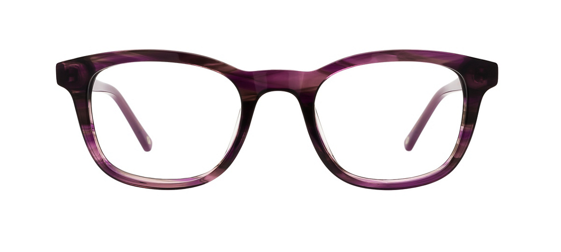Purple Glasses