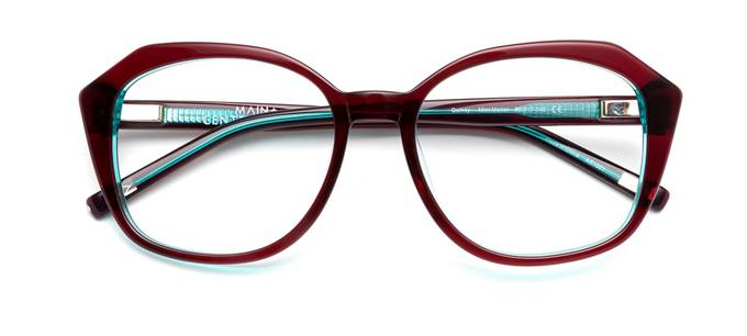 product image of Main And Central Quincy-55 Mint Merlot