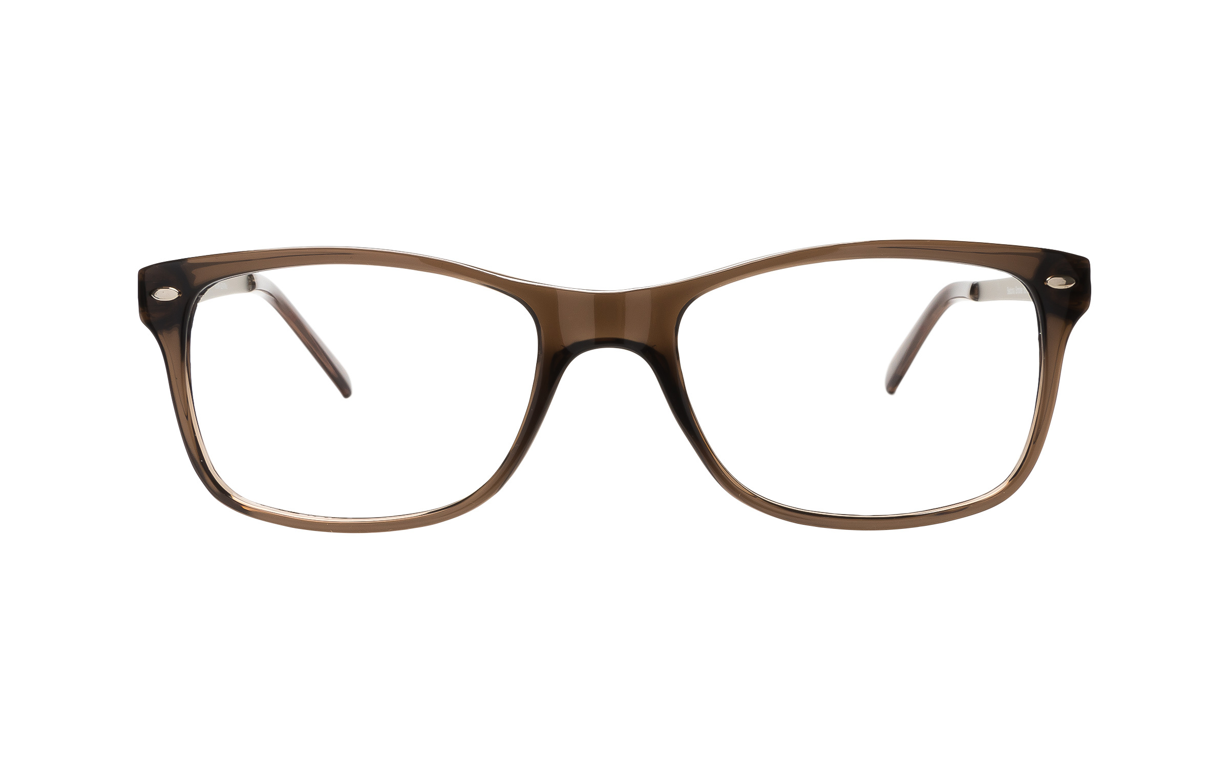 Main and Central Sedona (50) Eyeglasses and Frame in Smoke Grey | Plastic/Metal