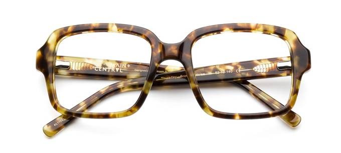 product image of Main And Central Thursday-L Brown Tortoise