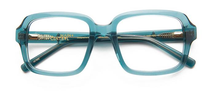product image of Main And Central Thursday-L Teal