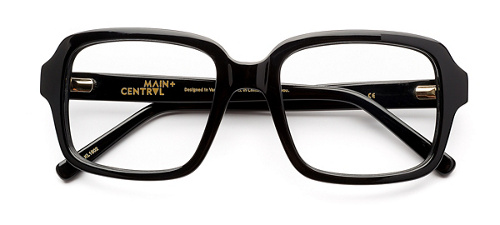 product image of Main And Central Thursday-M Black
