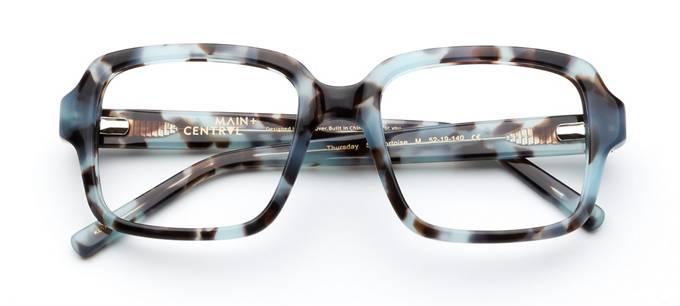 product image of Main And Central Thursday-M Écailles de tortue bleu ciel
