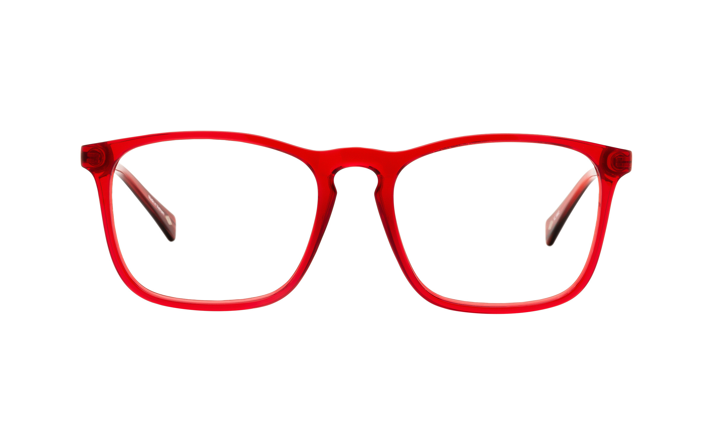 Main and Central Tramore MC158 C03 (54) Eyeglasses and Frame in Cherry Red | Metal