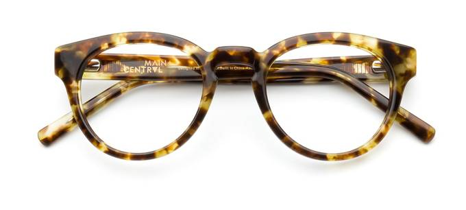 product image of Main And Central Tuesday-L Brown Tortoise
