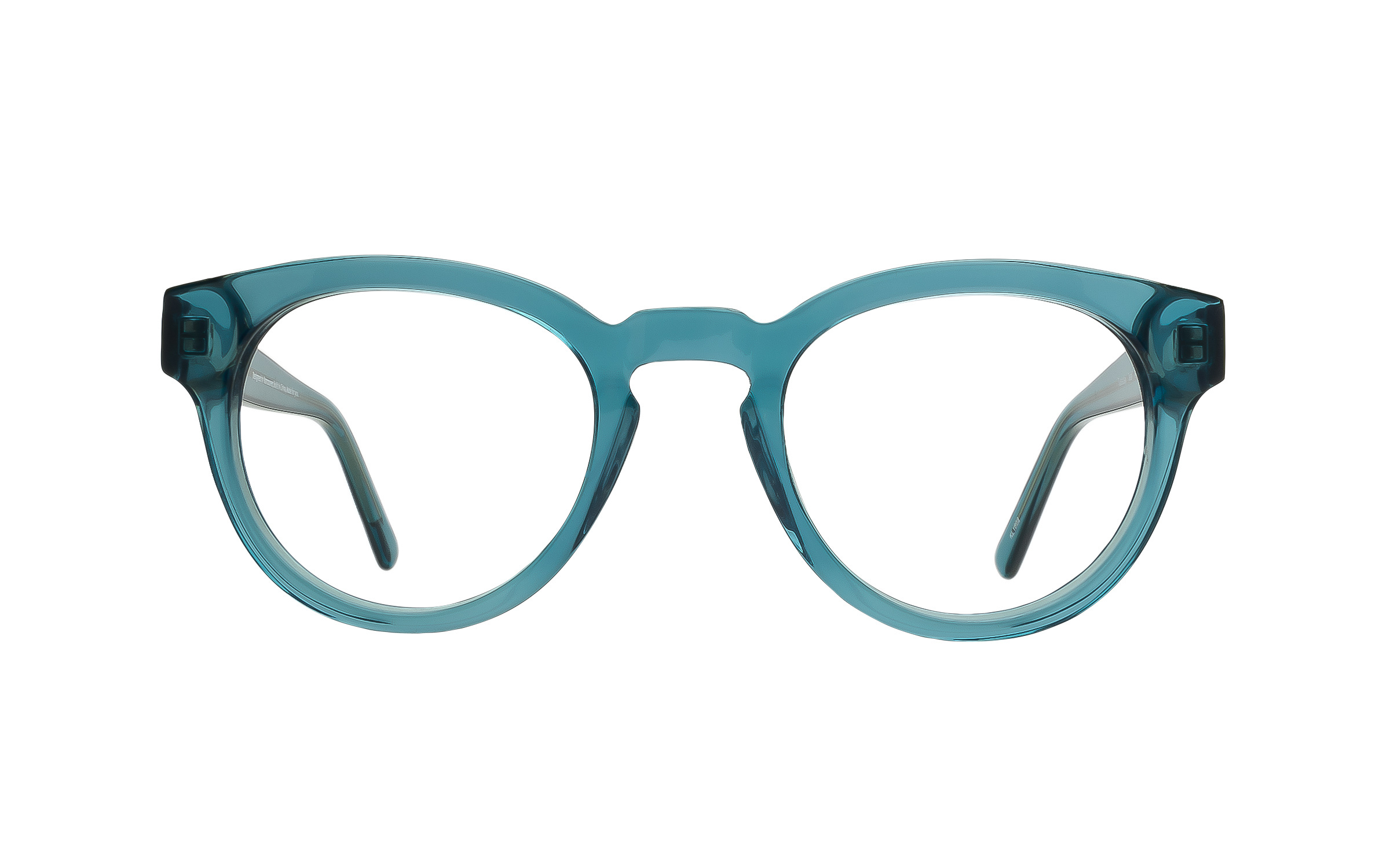 Main + Central Tuesday L Teal Eyeglasses and Frames for Men from ...